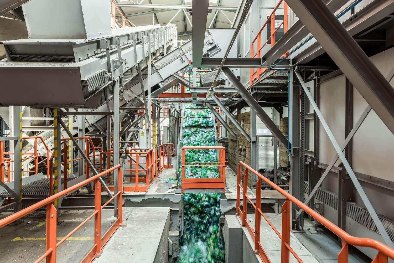 recykling odpadów komunalnych