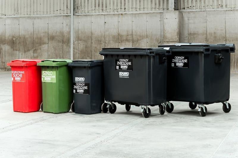 Klasyfikacja rodzajów odpadów