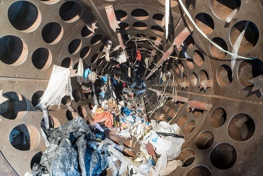 Mechaniczno-biologiczne przetwarzanie odpadów