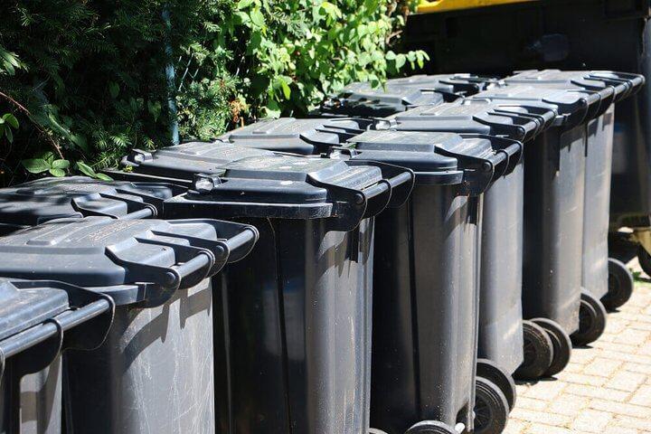 odpady zmieszane